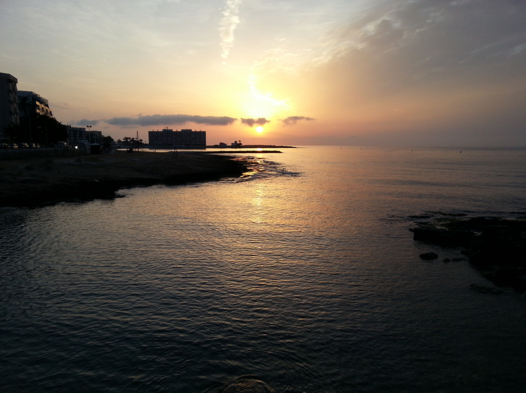 Anders soluppgång