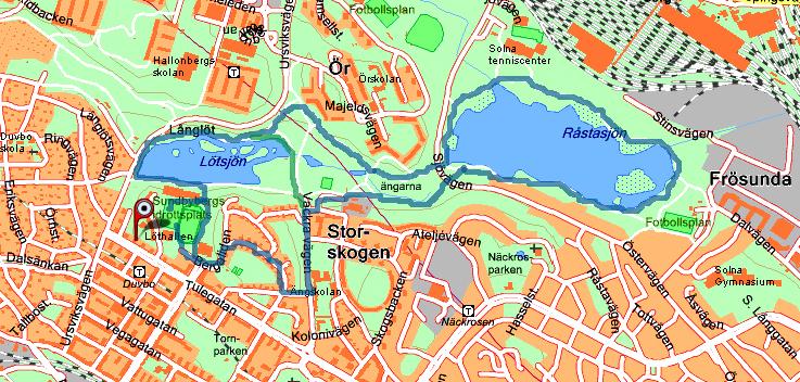 råstasjön karta juli | 2015 | En Preciosa i Torrevieja råstasjön karta